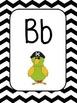 Pirate Classroom Alphabet