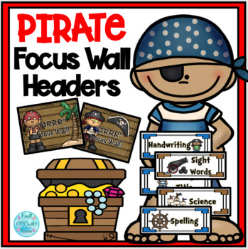 Pirate Focus Wall Materials