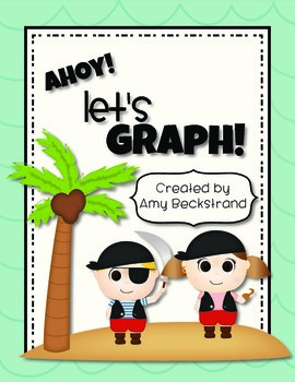 Pirate Graphing Booklet