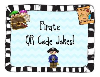 Pirate Joke QR Codes