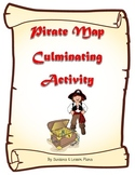 Pirate Map Culminating Activity