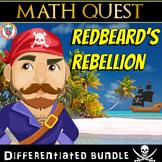 Math Review - Pirate Math Quest