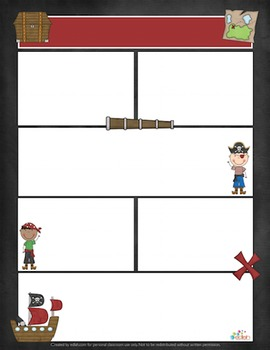 Pirate Newsletter for Word