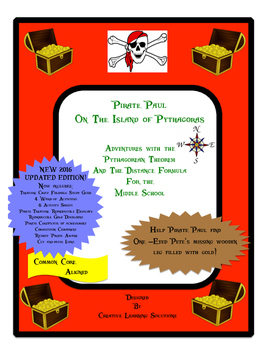 Pirate Paul On the Island of Pythagoras-Adventures With th