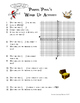 Pirate Paul's Treasure Hunt on the Coordinate Plane for Mi