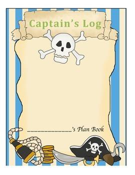 Pirate Plan Book Cover