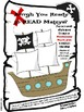 Pirate Reading Challenge
