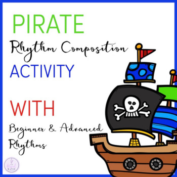 Pirate Rhythm Composition Activity