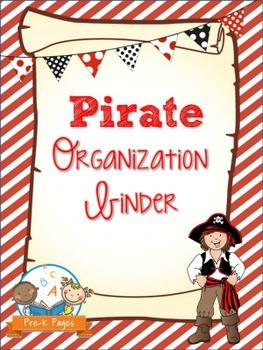 Pirate Student Organization and Parent Communication Binde