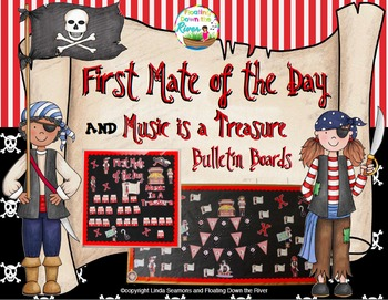 Pirate Theme for the Music Classroom Bundle