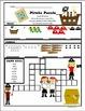 Math Worksheets K-1 (Pirate Theme)