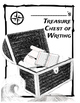 Pirate Themed Writer's Workshop Folder Cover and Pocket Labels