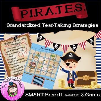 PIRATES Standardized Test Taking Strategies Lesson & Bucca