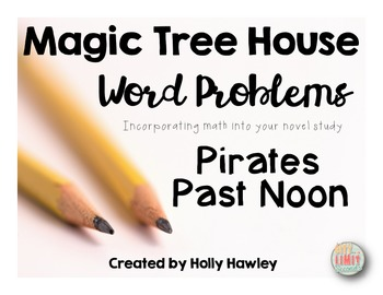 Pirate Word Problems