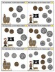 Pirate's Treasure Coin Counting Bundled Pack