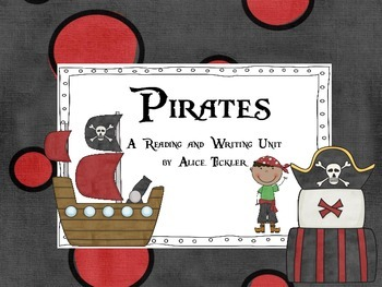 Pirates!  A Reading and Language Arts Unit