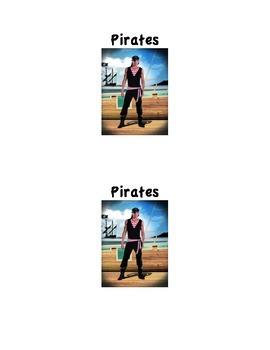Pirates An Emergent Reader