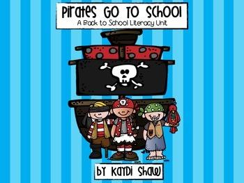 Pirates Go To School Literacy Unit