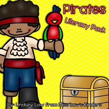 Pirates Literacy Pack