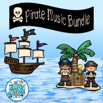 Pirates Music Bundle