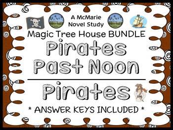 Pirates Past Noon | Pirates Fact Tracker: Magic Tree House