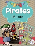 Pirates QR Codes: 16 Stories for Daily Five Listen to Reading