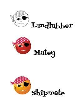 Pirate's Super Improver Board