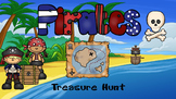 Pirates Treasure Hunt Review Game Template PowerPoint