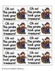 Pirate's Treasure Sight Words! Pre-Primer List Pack
