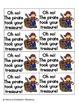 Pirate's Treasure Sight Words! Third Grade List Pack