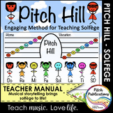 Pitch Hill: Method for Teaching Solfege - Teacher Edition