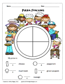 Pizza Fraction Fun!