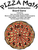 Pizza Math Addition/Subtraction, Multiplication/Division B