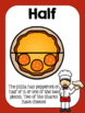 Pizza Partitioning - A Common Core Math Unit for 1st and 2