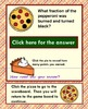 Pizza Party Fractions Minilesson and Game