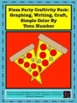 Pizza and Ice Cream Party Pack: Graphing, Writing, Craft,
