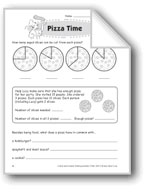 Pizza Time (Thinking Skills)