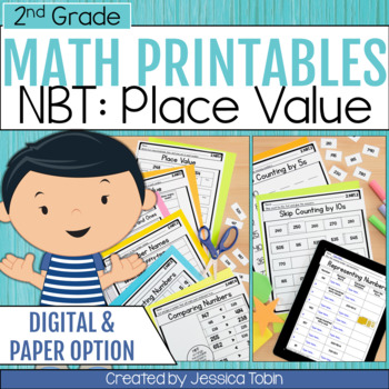 2nd Grade NBT- Number and Operations in Base Ten