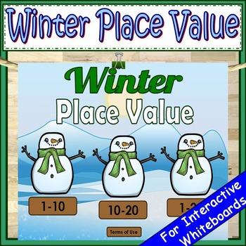 Place Value Kindergarten First Grade