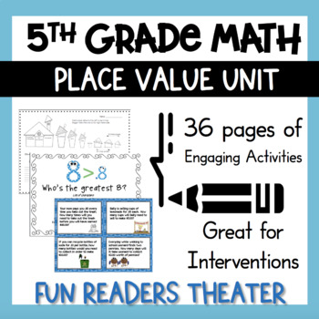Place Value Activities for Decimals