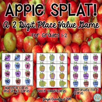 Place Value: Apple SPLAT!