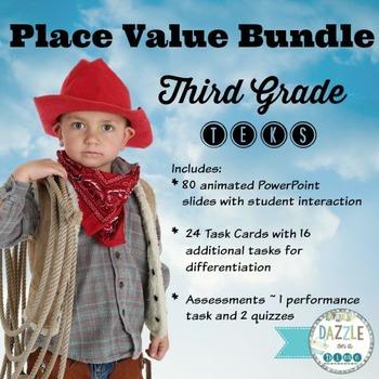 Place Value - 3rd Grade Bundle