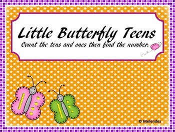 Place Value Butterfly