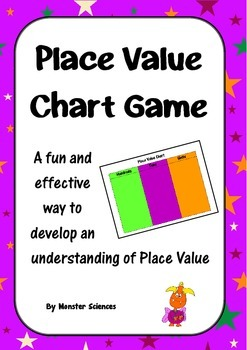 Place Value Chart Game - A fun and effective way to unders