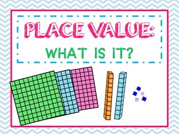 Place Value: Common Core Aligned!!