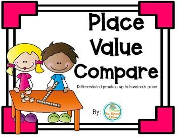Place Value Compare
