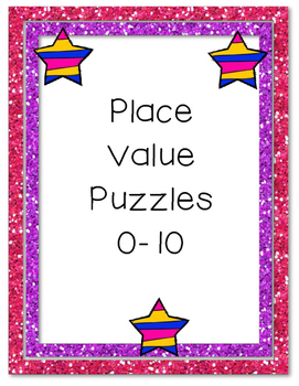 Place Value; Counting to 10!