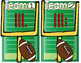 Place Value Football (to 100)
