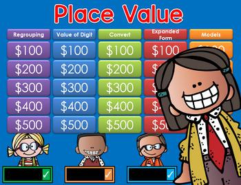 * Place Value