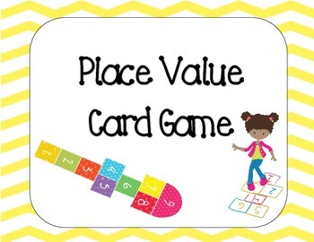 Place Value Game FREEBIE!